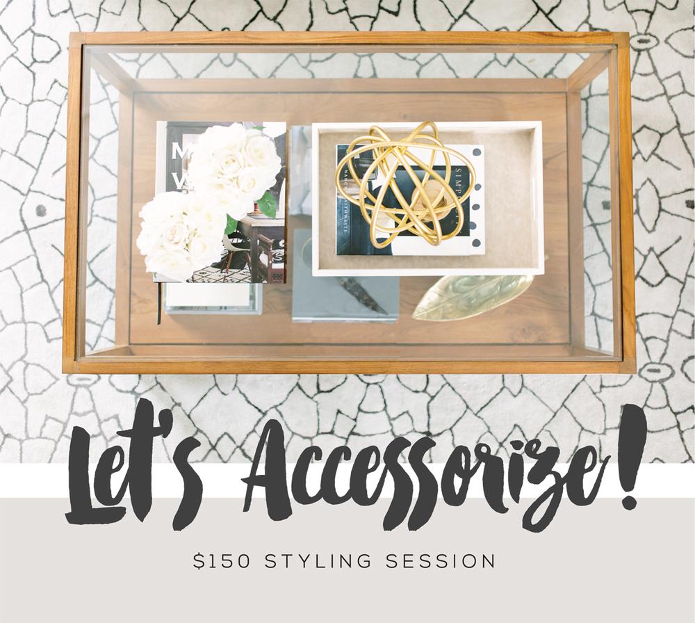 Let's Accessorize