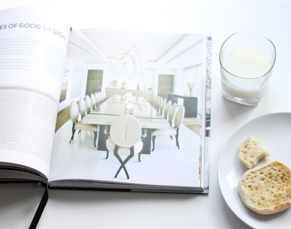 Kelly Hoppen Book Feature | Akin Design Studio