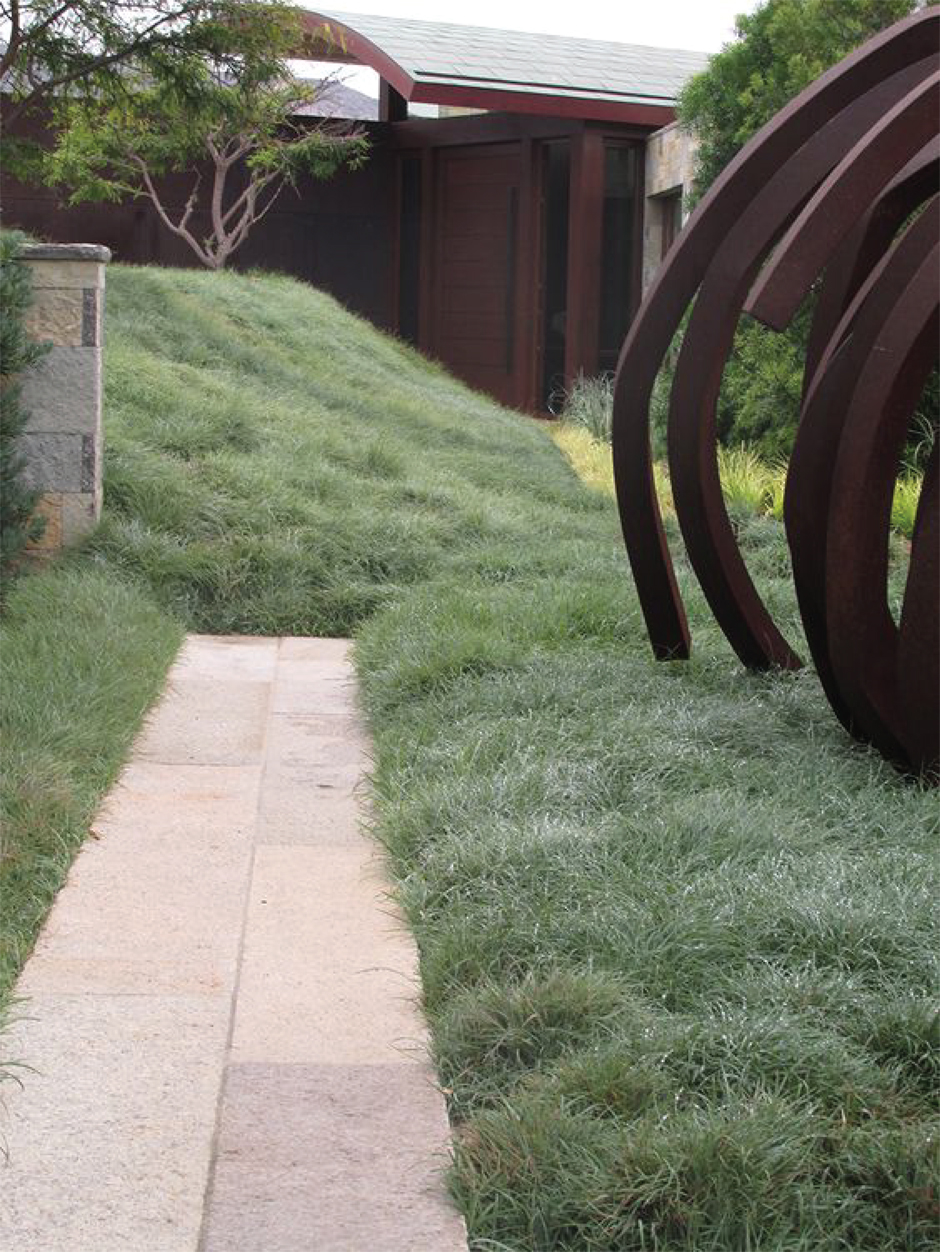 Statement Garden: sculptures | Akin Design Studio Blog