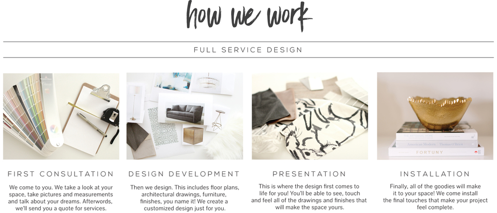 Full Design Services