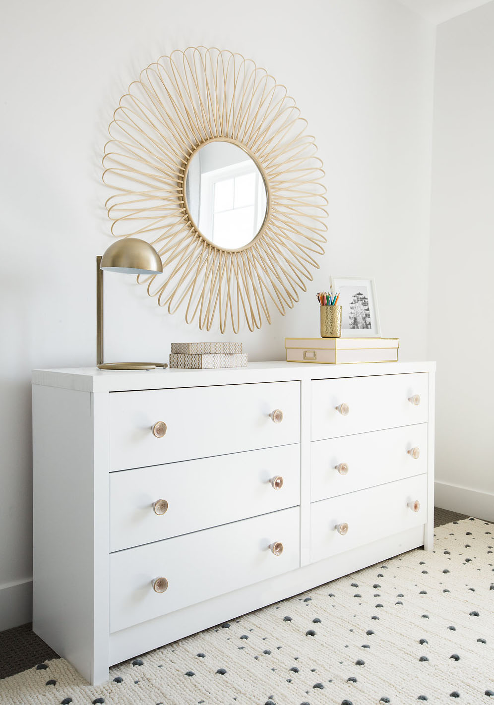 Akin Design Studio | Modern Girl's Bedroom