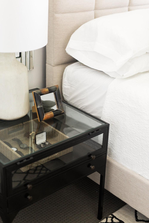 Akin Design Studio | Ironhorse Master Bedroom | Neutral and modern