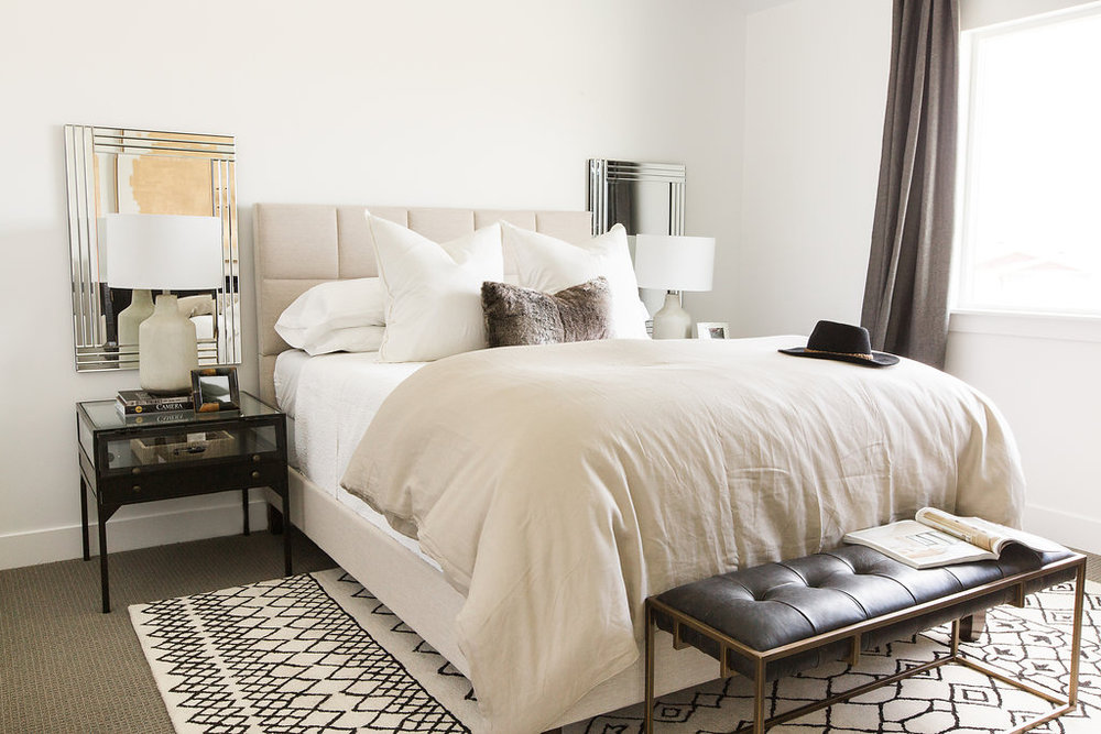 Akin Design Studio | Ironhorse Master Bedroom
