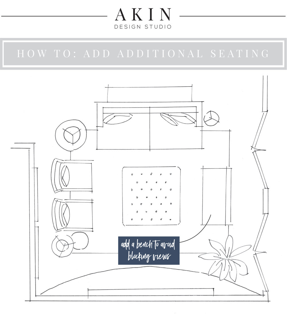 Akin Design Studio Blog | Bench Seating