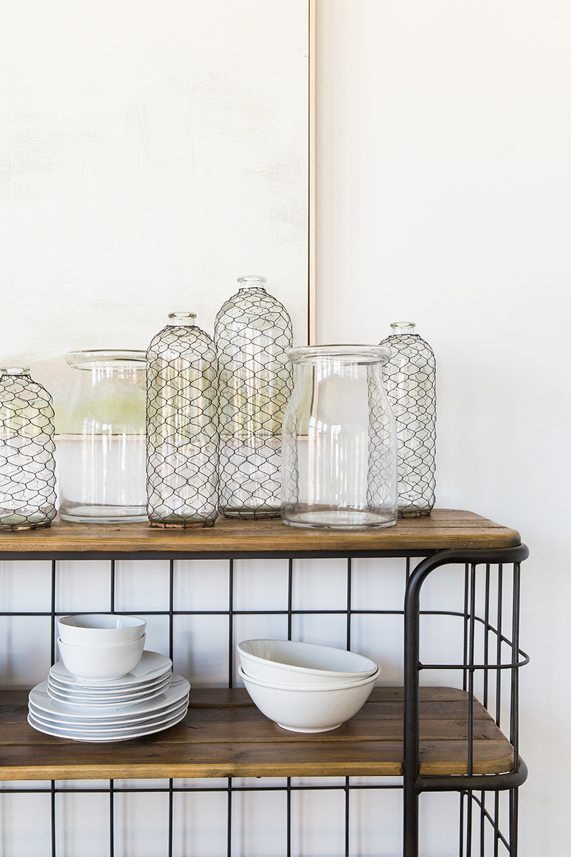 Dining room buffet | Akin Design Studio