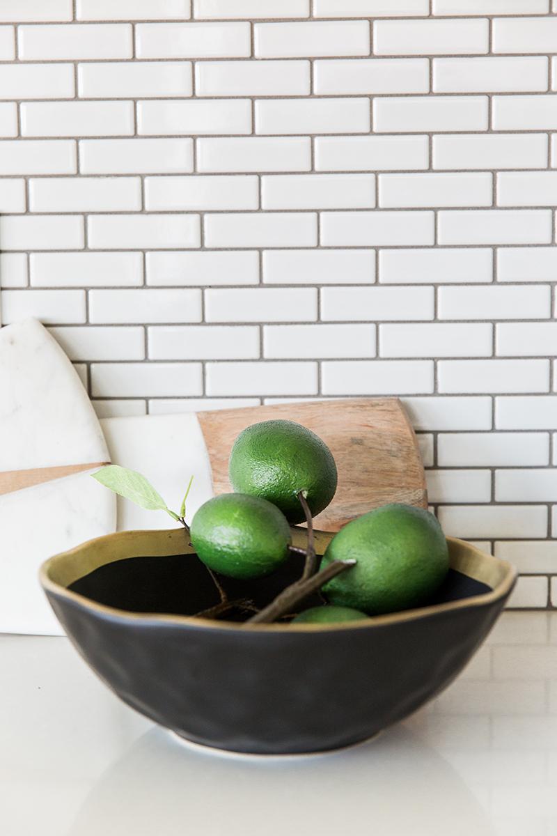 Kitchen styling | Akin Design Studio