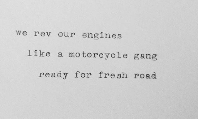 Haiku by @thehaikuguys about my love 💜