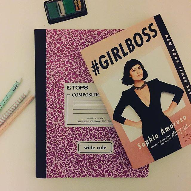 Boss mode: Activated. Bring it, 2017. #womenentrepreneurs #womenempowerment #girlboss