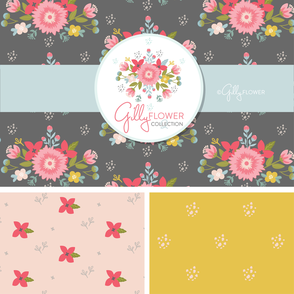 Gilly Flower Collection 2