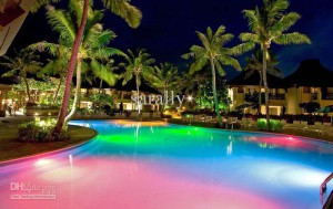 Colored Pool Lights