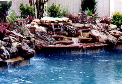 rock-waterfall-water-feature