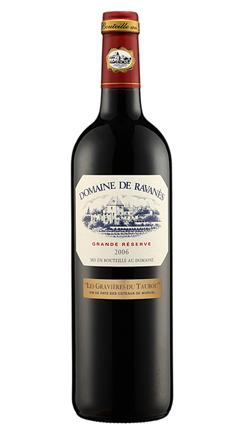 domaine de ravanes, red wine, France