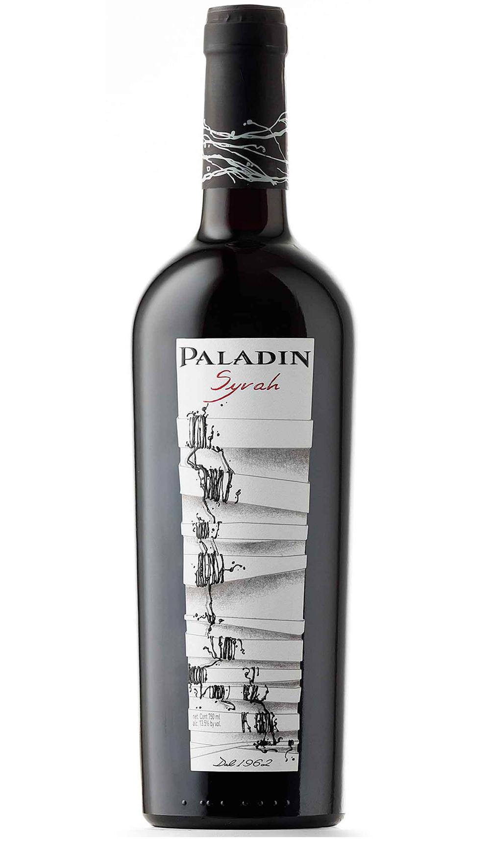 Paladin, syrah, 2013