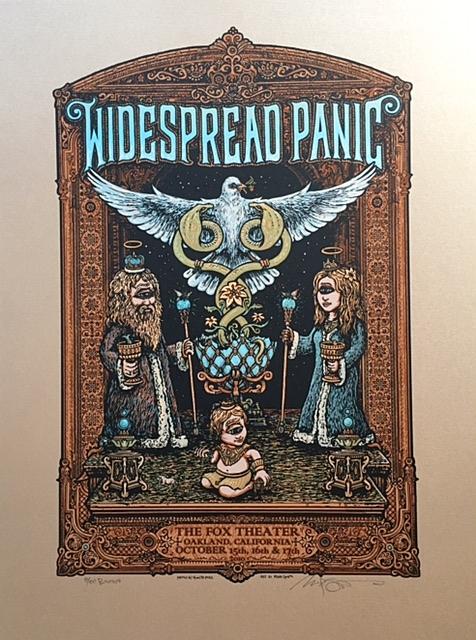 Widespread Panic Oakland 2010