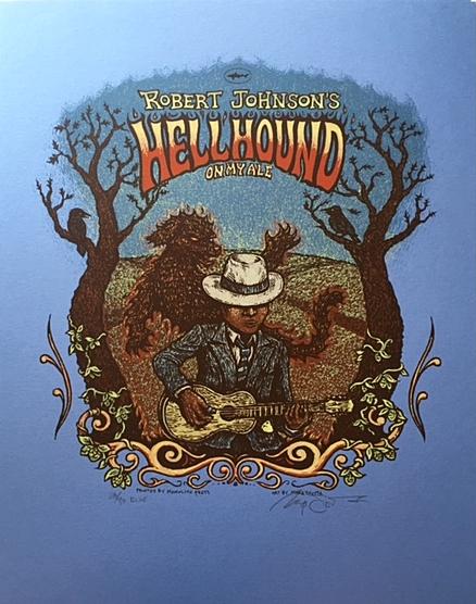 Dogfish Head's Hellhound Ale Print