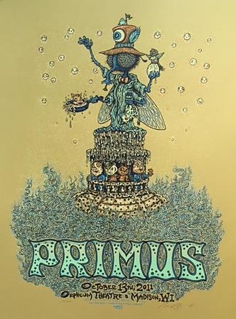 Primus Madison 2011