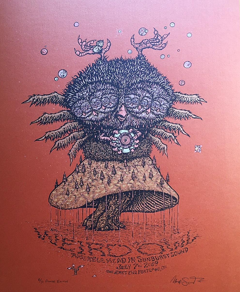Weird Owl Portland 2009