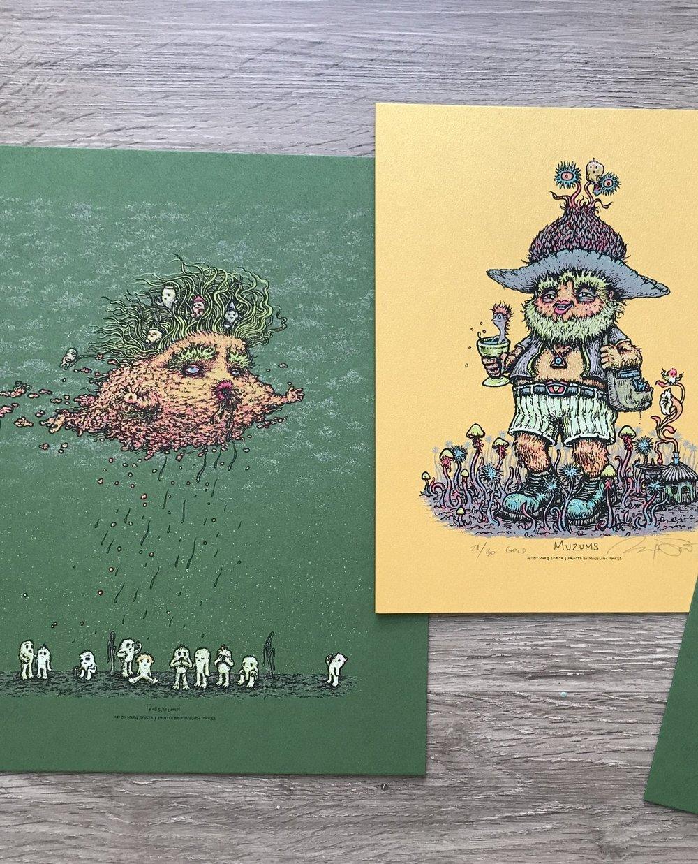 $300 Trubbleflumpf + Muzum + Wee Gnome Pack