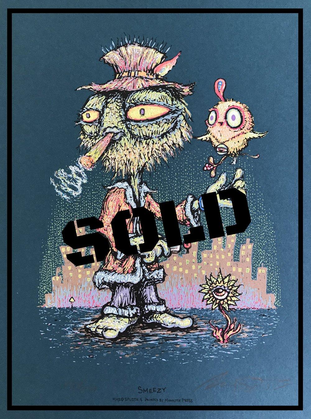 """$240 Embellished Smeezy Main Ed 9"""" x 12"""""""