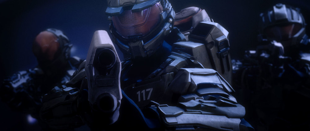Halo The Fall Of Reach Sequence