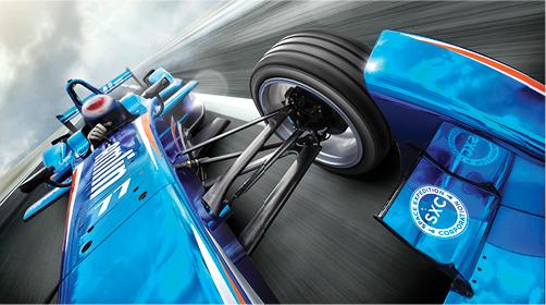 →Amlin Aguri - A forward thinking aesthetic for the new Formula E