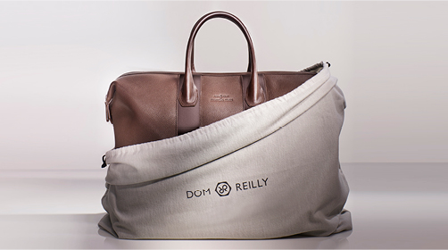 Dom Reilly - Launching a luxury accessories brand to Formula One deadlines