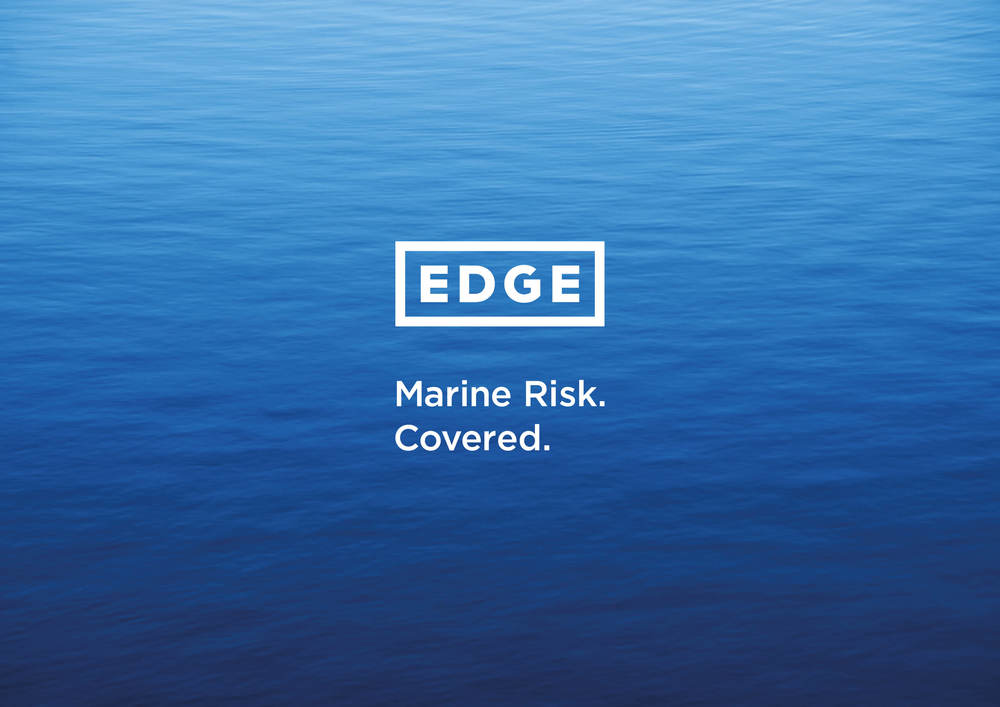 Edge - Rebrand for marine insurance brokers Edge