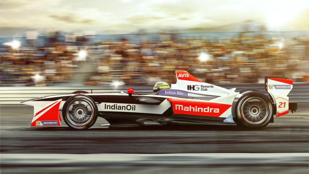 Mahindra Racing - Championing the Mahindra brand on a global platform