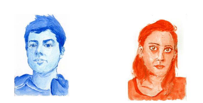 Portraits by Kagan Marks