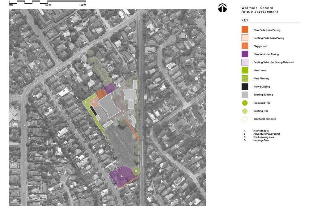 Burnside Masterplan Christchurch