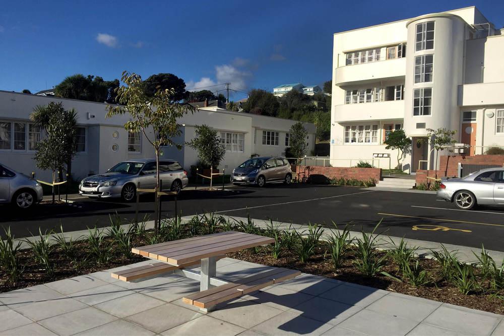 Centennial Flats Landscape Design
