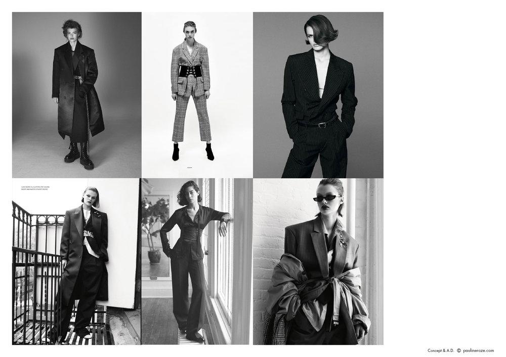 Women's styling