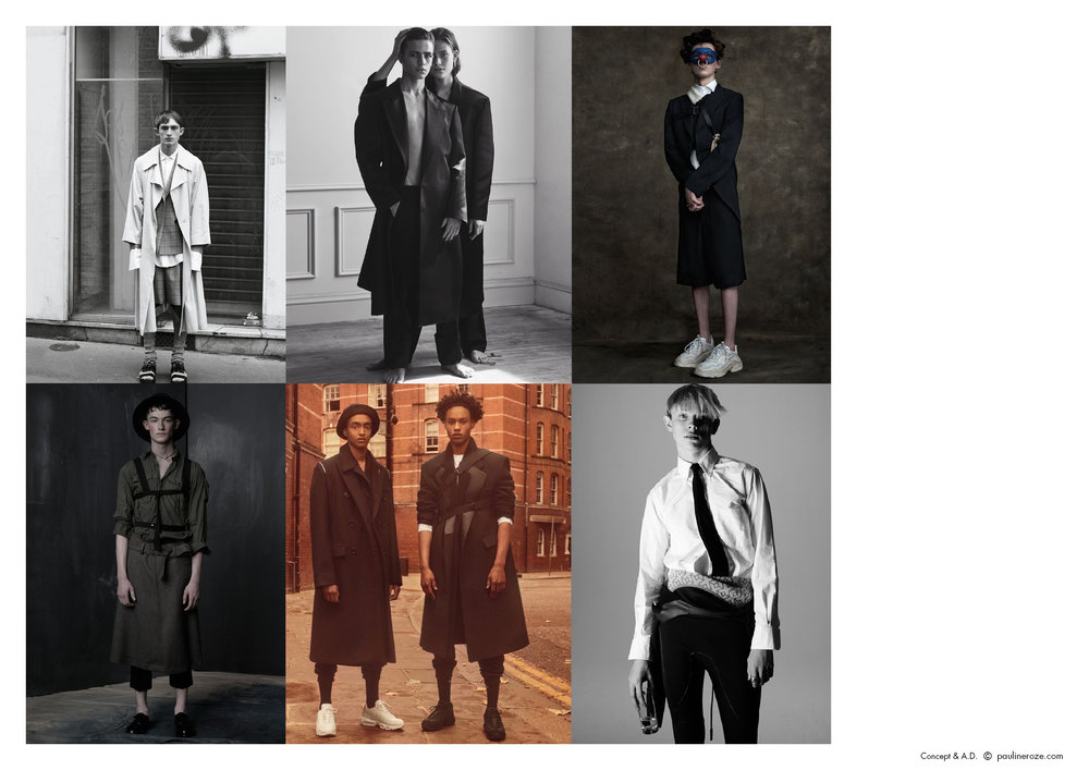 Men's styling