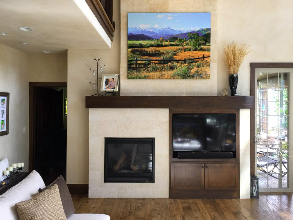 Custom Home in Castle Pines