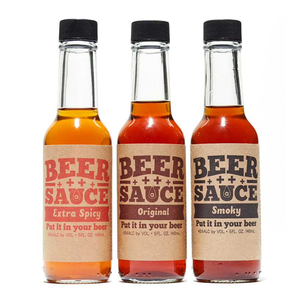 Beer Sauce - hot sauce for beer