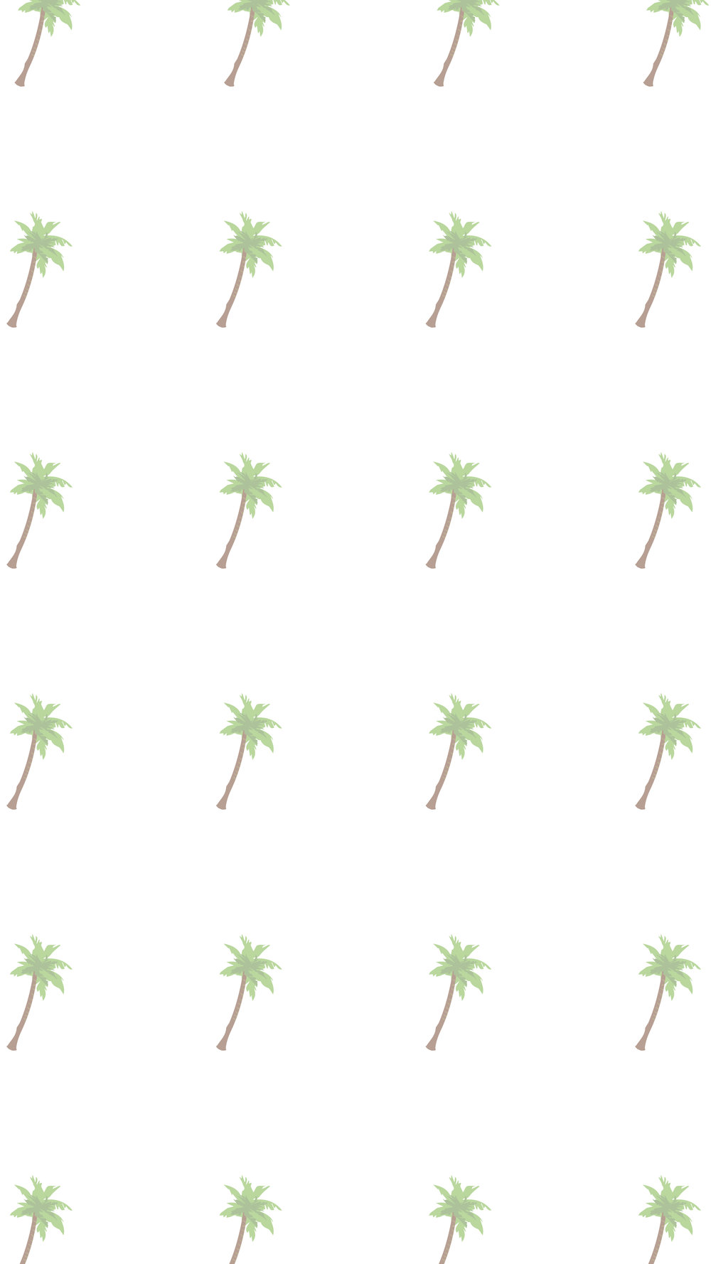 Palm Tree Phone Wallpaper