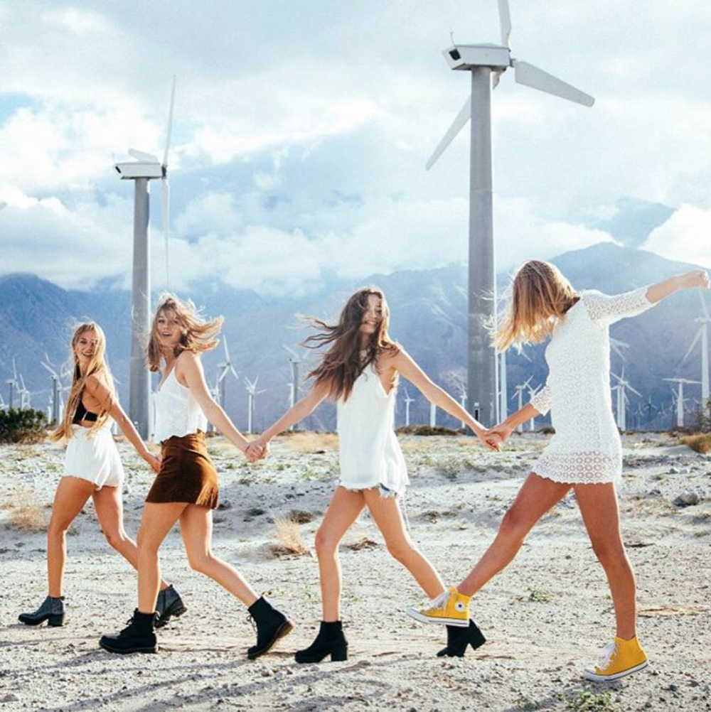 Krista Lichtner, Emily Mauldin, Izzy May and Chloe Genova for Brandy Melville.png