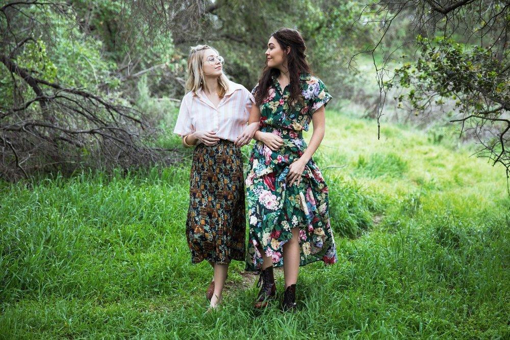 Garden Girls   Part 2