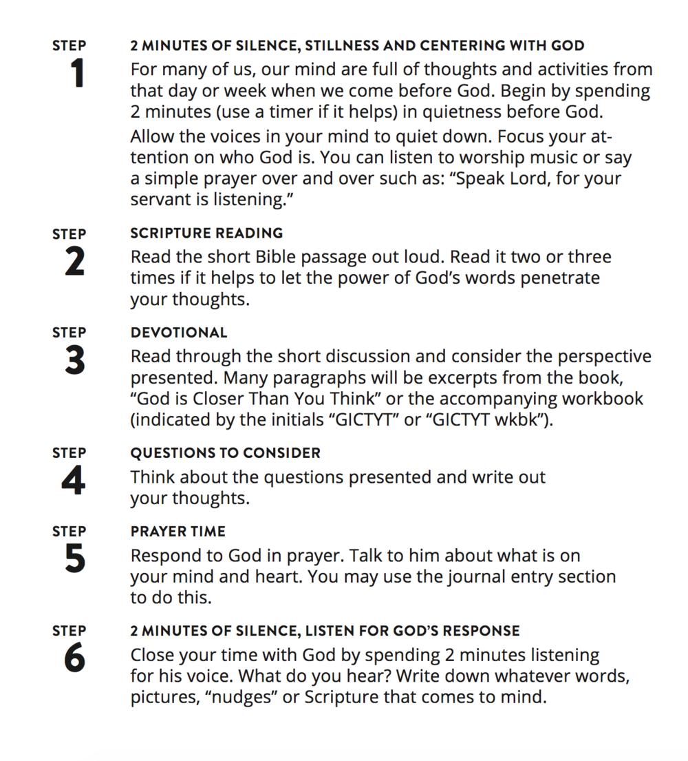 Workbooks prayer workbook : Lent — Lighthouse Christian Church