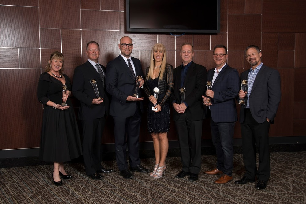 At the WRA Awards Gala on Feb 19, 2016 with the other 2015 Gold Medallion winners--an absolutely outstanding group of realtors that I am so proud to be a part of. Hats off to everyone, but particularly Kevin Moist & Terry Isaryk, who are also in my office at RE/MAX Performance Realty.