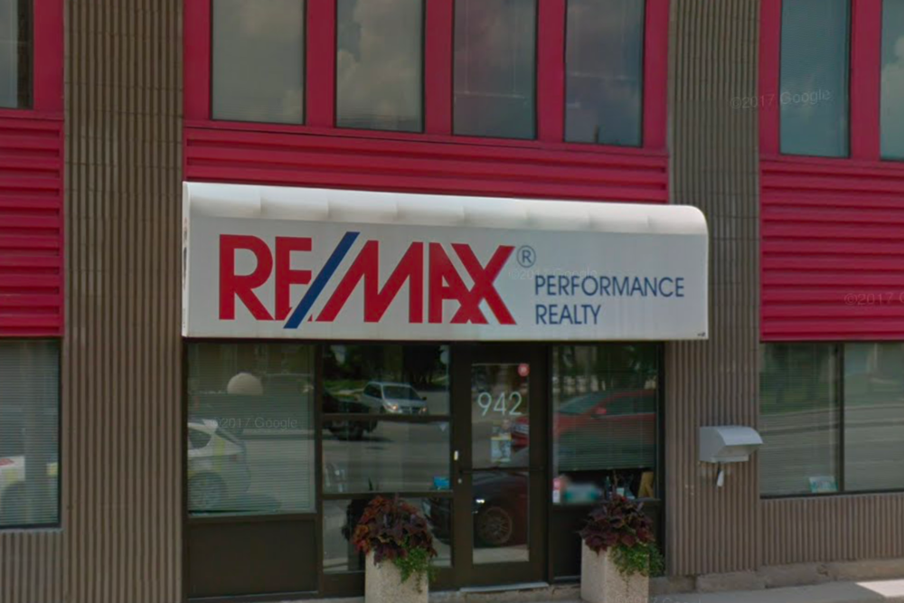 RE/MAX Performance Realty 942 St. Mary's Road - HOURS: Monday to Friday - 9:00am to 6:00pm