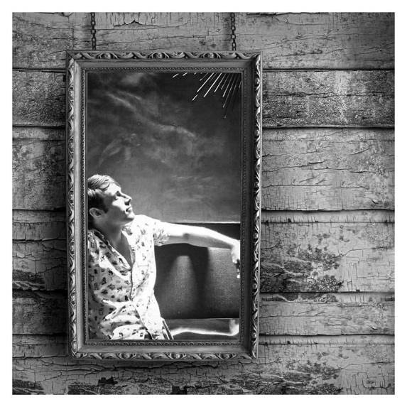 Photo Model Jimmy Flint-Smith