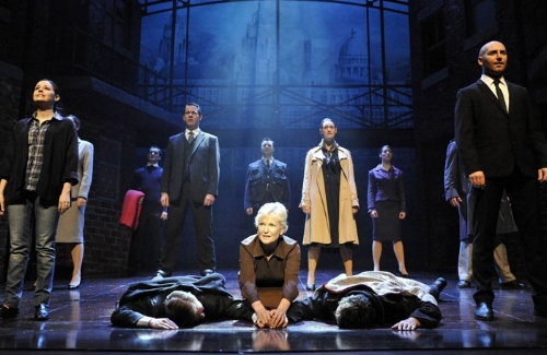 Stage Production of Blood Brothers