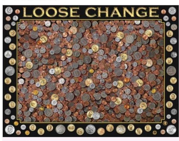 Loose Change photo by Scott Keene 2016