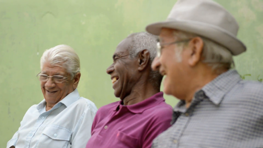 Living Books a.k.a. Older Men