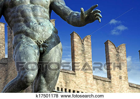 Neptunes Penis bologa, Italy