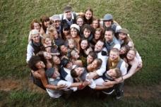 Group Hug photo by Shelley Paulson