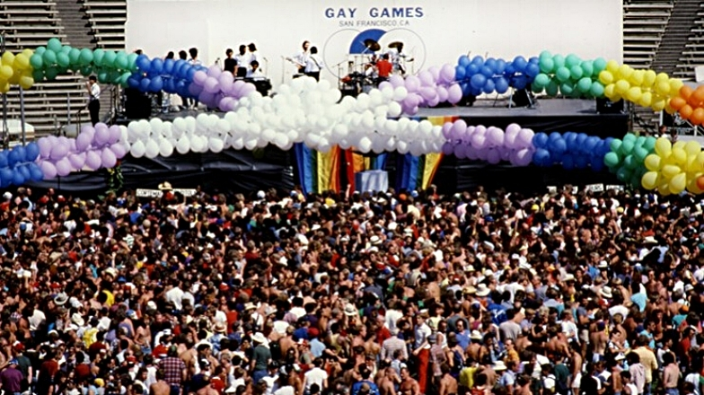 Gay Games  (Worldwide Athletic Games since 1982)