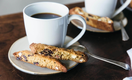 Biscotti & Coffee
