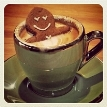 Cookie in Coffee